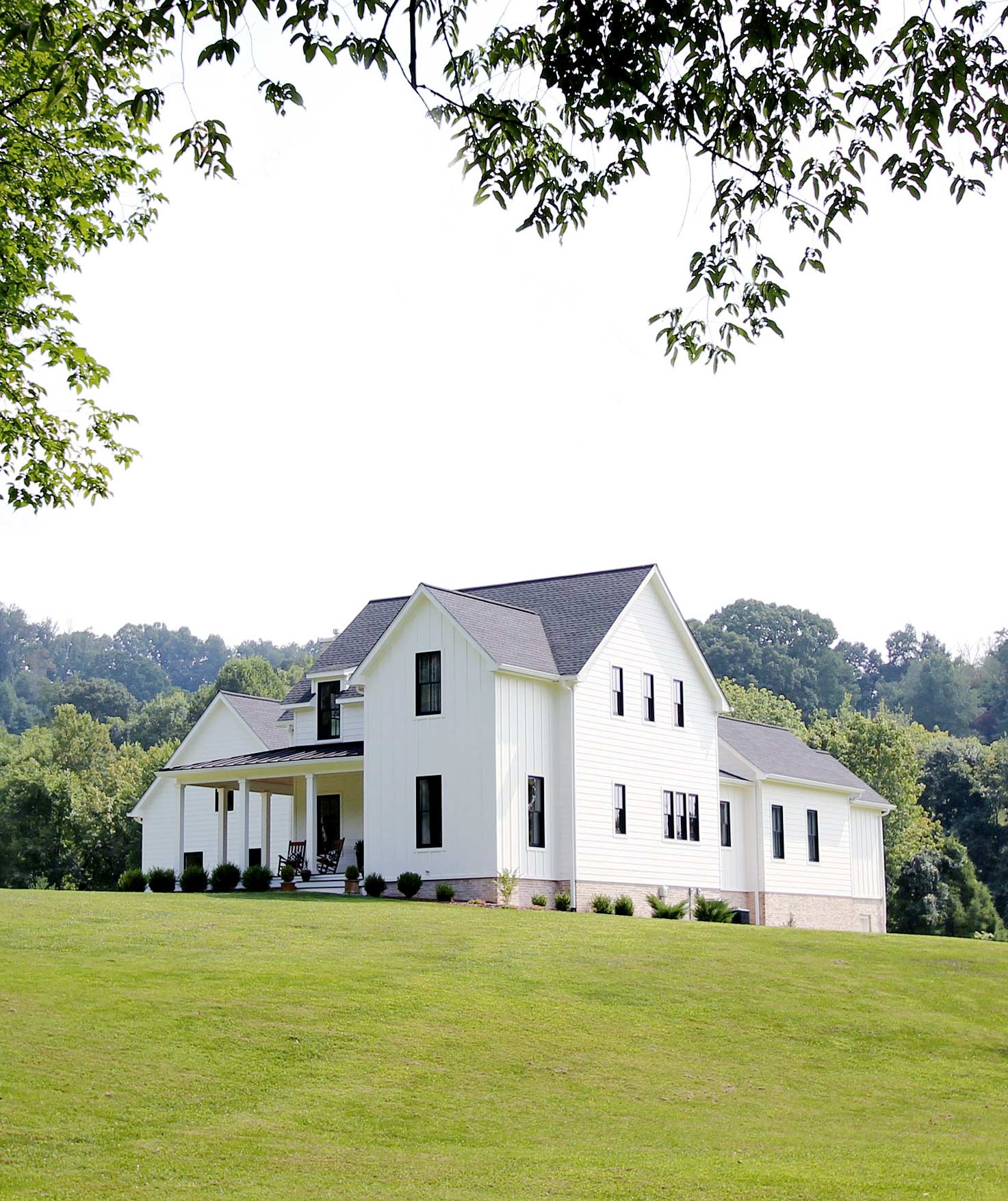 Our Modern Farmhouse: Exterior