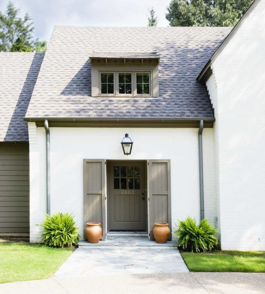 The Best White Paint Colors For Exteriors