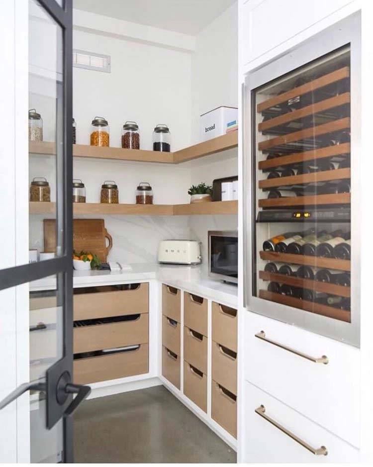 The Benefits Of A Butler S Pantry
