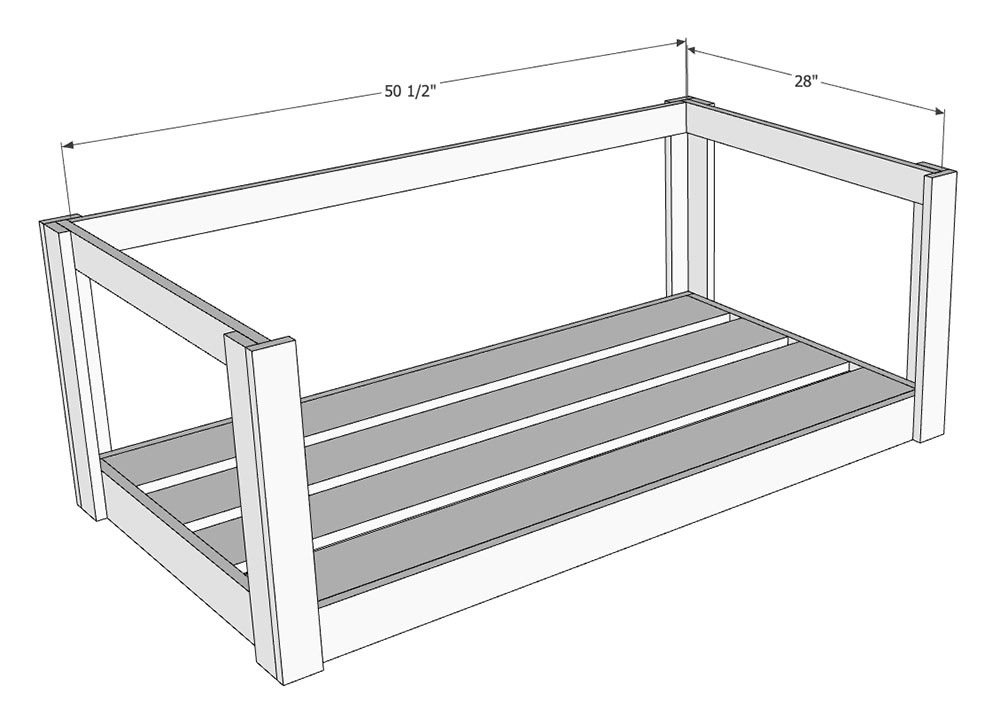 How To Build A Crib Mattress Porch Swing