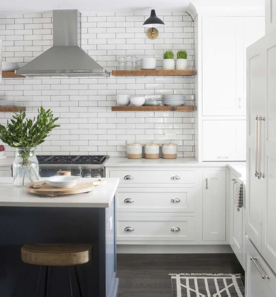 Five Types Of Kitchen Open Shelving Which One Fits Your Kitchen