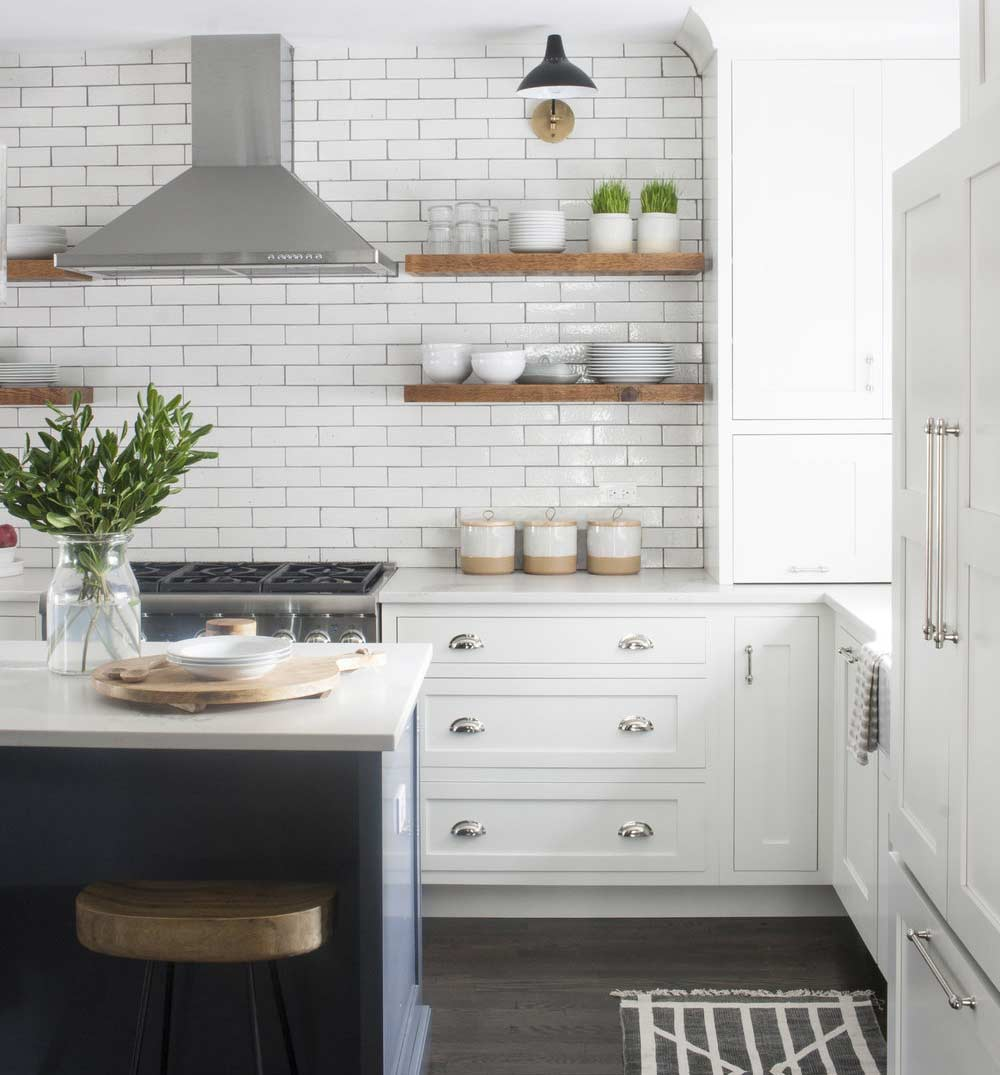 The Benefits Of Open Shelving In The Kitchen: Five Types Of Kitchen Open Shelving: Which One Fits Your