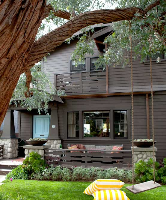Our Top Picks For Dark Exterior Paint Colors Plank And Pillow