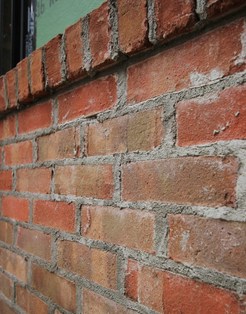 How To Make New Brick Look Old Plank