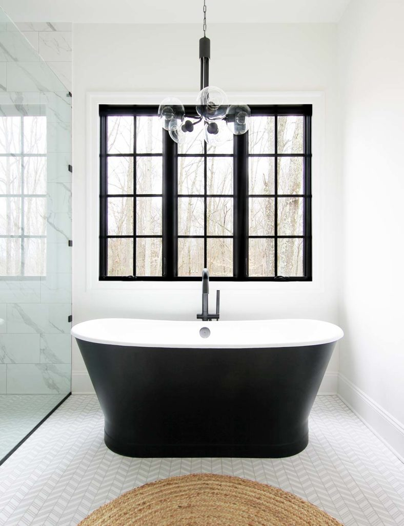 Picture of: Acrylic Vs Cast Iron Tub Which Is The Right Choice For You Plank And Pillow