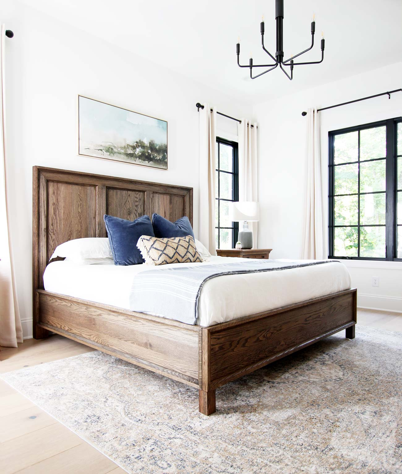 How To Build A Diy Bed Plank And Pillow